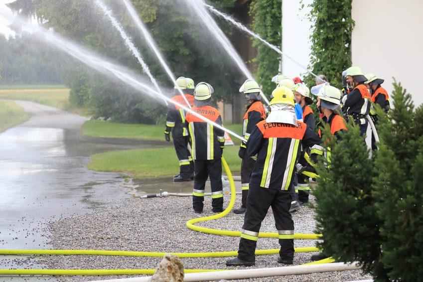 Textilreinigung Brandschaden