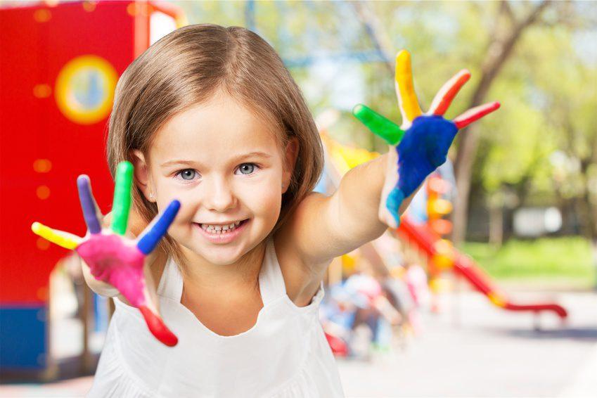 Wäschereiservice für Kindergärten
