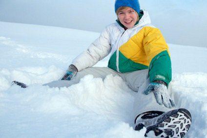 Reinigung von Skijacken und Skihosen